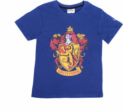 Футболка Disney Harry Potter HP 52 02 107 128 см Нави (5901854854755)
