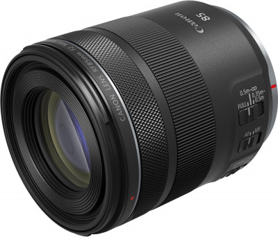 Canon RF 85 mm F2 Macro IS STM Black (4234C005AA) Офіційна гарантія!