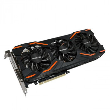 GIGABYTE GeForce GTX 1080 WINDFORCE OC 8G (GV-N1080WF3OC-8GD)
