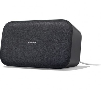 Google Home Max Charcoal