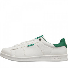 Кеди JACK AND JONES Banna Pu Trainer Amazon White, 46 (310 мм) (11115045)