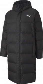 Пуховик Puma Long Oversized Down Coat 58216401 XL Black (4062452885341)