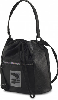 Сумка Puma Prime Time Bucket Bag 07740301 Black (4062453783851)