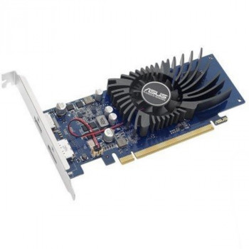Відеокарта Asus GeForce GT 1030 Low Profile 2GB GDDR5 (64Bit) (1228/6008) (DisplayPort, HDMI) (GT1030-2G-BRK)