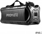 Акустична система Promate Escalade 30W IPX5 Black (escalade.black)