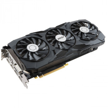 Видеокарта MSI GeForce GTX 1080 TI DUKE 11G