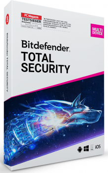 Антивірус Bitdefender Total Security Multi-Device (10 ПК/1 РІК) ESD (DB12011010)
