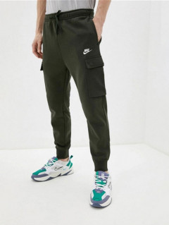 Спортивные штаны Nike M Nsw Club Pant Cargo Bb CD3129-380 S Оливковые (194494495050)