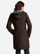 Куртка Eddie Bauer Girl On The Go Insulated Trench Coat 7347CC L Коричневая - изображение 2