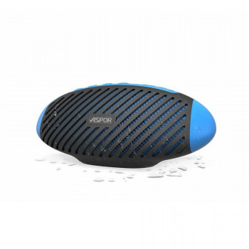 Bluetooth колонка Aspor P5 Plus Blue