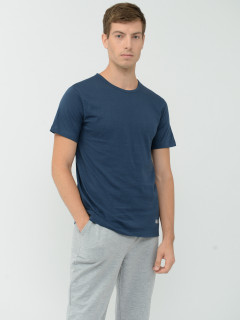 Футболка Lee Cooper Round Neck LCMUW0003014 L Navy (8434233027190)