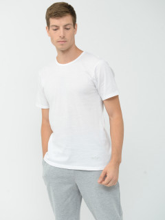 Футболка Lee Cooper Round Neck LCMUW0002912 S White (8434233027121)