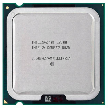 Процессор Intel Core 2 Quad Q8300 (AT80580PJ0604MN), б/у