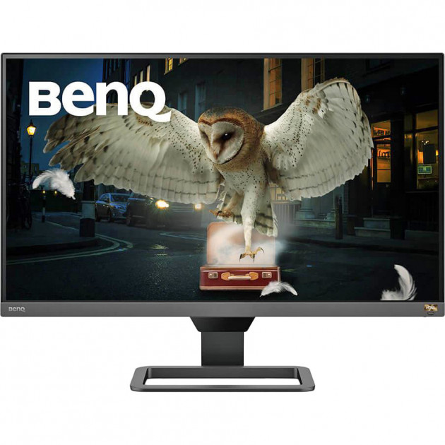BENQ EW2780Q Grey-Black (9H.LJCLA.TBE) - зображення 1