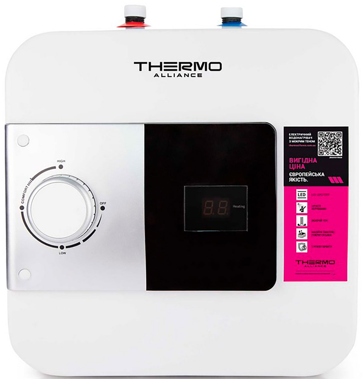 Бойлер Thermo Alliance SF10S15N