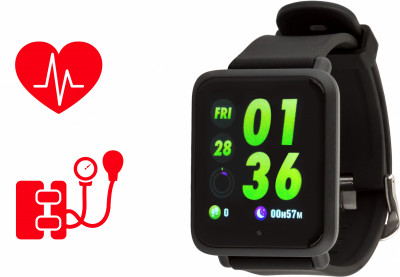Atrix Pro Health A2050 IPS Oximeter Pulse and AD Black (fbapha2050b)