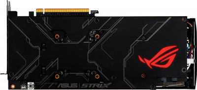 Asus PCI-Ex Radeon RX 5600 XT ROG Strix Gaming 6GB GDDR6 (192bit) (1670/14000) (HDMI, 3 x DisplayPort) (ROG-STRIX-RX5600XT-T6G-GAMING)
