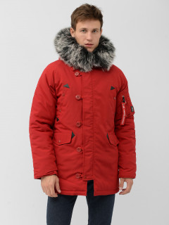Парка Airboss Snorkel Parka S Red (0703364663088_A)