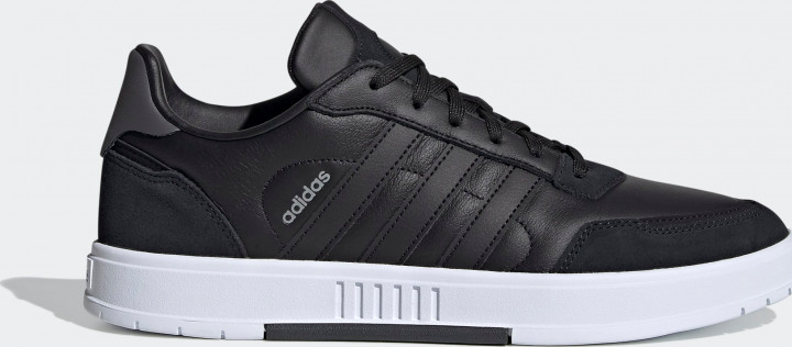 Кеды Adidas Courtmaster FV8108 40 (7.5UK) 26 см Core Black (4060518669263) - изображение 1