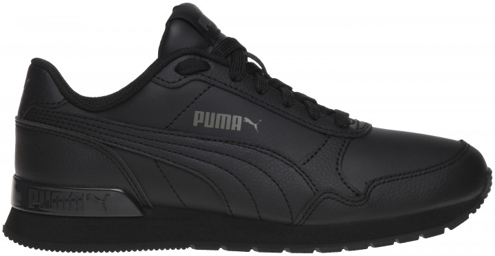Кроссовки Puma ST Runner v2 L Jr 36695901 36 (3.5) 22.5 см Puma Black-Dark Shadow (4059506297922) - изображение 1