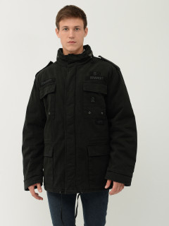Куртка Brandit Mens Jacket Ryan M65 Winterjacket 9396.2-XXL Черная (4051773061909)