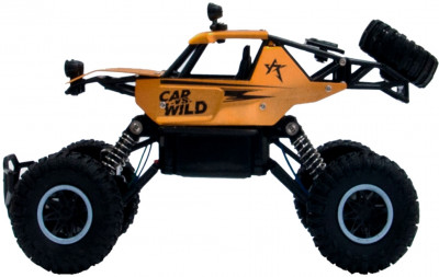 Автомобіль на р/к Sulong Toys 1:20 Off-Road Crawler Car vs Wild Золотий (SL-109AG) (6900006510524)