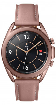 Смарт-годинник Samsung Galaxy Watch 3 41 mm Bronze (SM-R850NZDASEK)