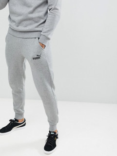 Спортивные штаны Puma Essentials Fleece Pants 85175303 XL Medium Gray Heather (4059506792922)