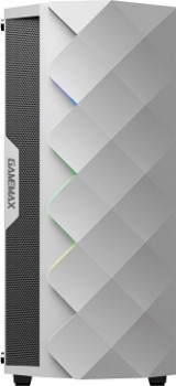 Корпус GameMax Diamond White