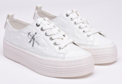 Кеди Calvin Klein RE9848 Bright White