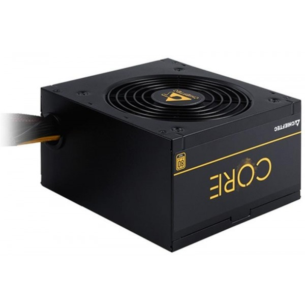 Блок питания Chieftec BBS-600S Core, ATX 2.3, APFC, 12cm fan, Gold, RTL