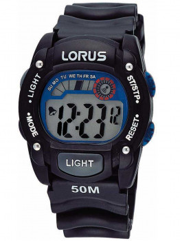 Години Lorus R2351AX9 Kinderuhr 41mm 10ATM