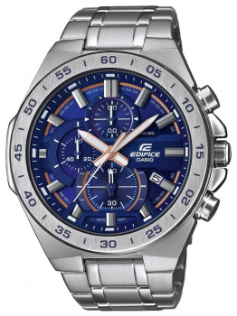 Годинник Casio EFV-564D-2AVUEF Edifice Chronograph 46mm 10ATM