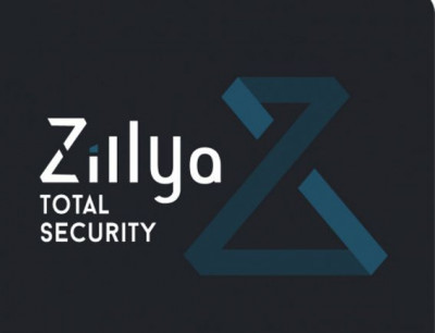 Антивирус Zillya! Total Security для 1 ПК