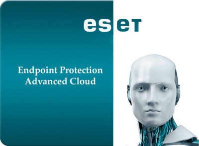 Антивирус ESET Endpoint Protection Advanced Cloud для 5 ПК