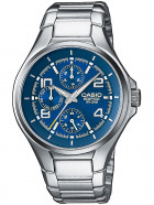 Годинник CASIO EF-316D-2AVEF EDIFICE Herren 39mm 10ATM - зображення 1