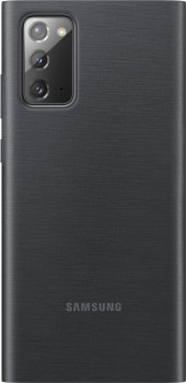 Чохол-книжка Samsung LED View Cover для Samsung Galaxy Note 20 (N980) Black (EF-NN980PBEGRU)
