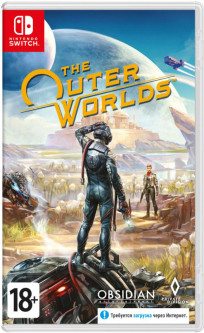 The Outer Worlds (Nintendo Switch, русская версия)