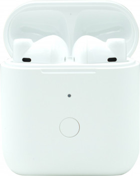 Навушники Xiaomi QCY T8 TWS Bluetooth White (6957141405956)