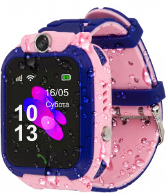Amigo GO002 Swimming Camera Wi-Fi Blue/Pink (dwswgo2p)