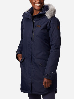 Парка Columbia Suttle Mountain Long Insulated Jacket 1799751-472 M (0192290865688)