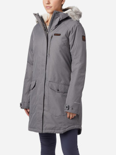 Парка Columbia Suttle Mountain Long Insulated Jacket 1799751-023 XS (0192290865862)