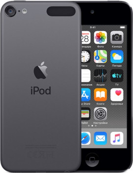 MP3-плеєр Apple iPod touch 7Gen 32 GB Space Gray (MVHW2RP/A)