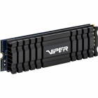 Накопичувач SSD Patriot Viper VPN100 512GB M.2 2280 PCI Express 3.0x4 3D TLC (VPN100-512GM28H) - изображение 1