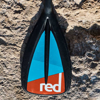 Весло SUP 18 Red Paddle Glass-Nylon 3pc Paddle (CamLock)