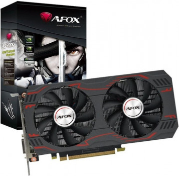 AFOX PCI-Ex GeForce GTX 1660 Super 6GB GDDR6 (192bit) (1785/14000) (DVI, HDMI, DisplayPort) (AF1660S-6144D6H1)