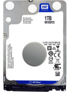 Жорсткий диск HDD Mobile 2,5'' 1TB WD 5400rpm 128MB Blue SATA III 7mm (WD10SPZX) - зображення 1