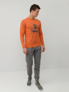 Лонгслив Columbia Blue Reef LS Graphic Tee 1937541-820 XL (0193855915282) - изображение 3