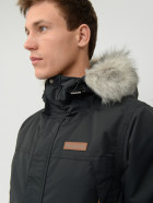 Пуховик Columbia South Canyon Long Down Parka 1864355-010 L (0192660741307) - изображение 4