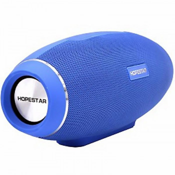 Портативна Колонка Bluetooth Hopestar H20 Blue